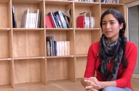 María Celeste Sanchez Bean es argentina y trabajó con Médicos Sin Fronteras (MSF) como coordinadora de terreno en Colombia, Ecuador, Sudán del Sur y la República Democrática del Congo