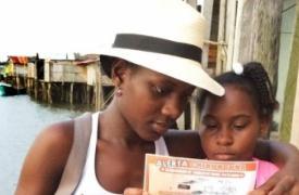 Intervención de MSF de chikungunya en Tumaco © MSF