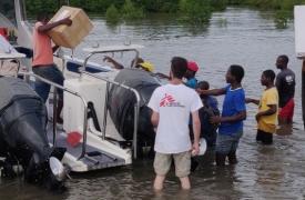 Segundo ciclón en Mozambique Cabo Delgado