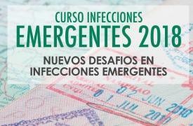 Curso Infecciones Emergentes 2018 - Sociedad Chilena de Infectología