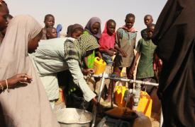 Crisis humanitaria en Nigeria