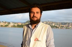 Victor, Coordinador General de Médicos Sin Fronteras