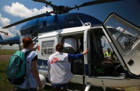 Respuesta de emergencia tras el ciclón Idai