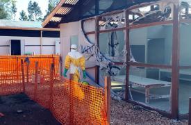Ataque a centro de tratamiento en República Democrática del Congo