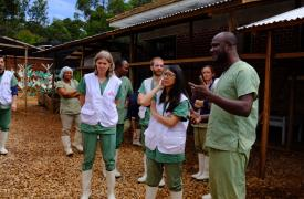 Presidenta internacional de Médicos Sin Fronteras