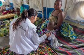 Médicos Sin Fronteras en República Democrática del Congo