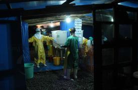 República Democrática del Congo: dos nuevos centros de tratamiento para pacientes de Ébola