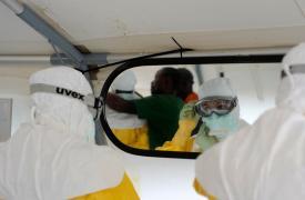La realidad trágica de los que trabajan en Ebola