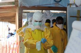 Médicos Sin Fronteras Ébola Enfermera Liberia