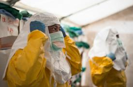 República Democrática del Congo: tratar casos de Ébola en condiciones extremas