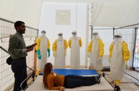 Ébola: el aislamiento forzado puede socavar los esfuerzos para frenar la epidemia