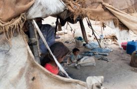 Territorios Palestinos Ocupados: la tensión crece en las zonas beduinas