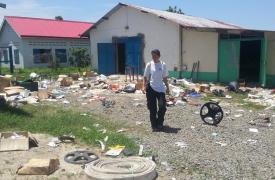hospital de MSF en Pibor saqueado y dañado también en 2013