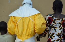 Ébola: apoyo psicosocial para responder a la epidemia en Guéckédou, Guinea