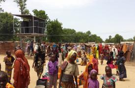 La situación sanitaria en el estado de Borno, en el noreste de Nigeria, es crítica