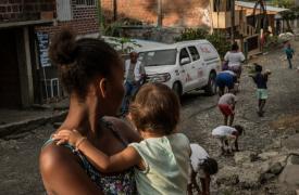 Conflictos y violencia en Buenaventura
