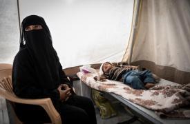 Médicos Sin Fronteras trabaja en Yemen en 13 hospitales y centros de salud. ©Florian SERIEX/MSF