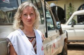 Lucha contra la epidemia en Republica Democratica del Congo