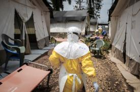Lucha contra la epidemia del Ebola