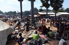 Desplazados en República Centroafricana