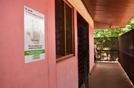 Hospital Comunitario, Bangui, República Centroafricana.