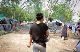 MSF continúa readaptando su trabajo para atender a migrantes y solicitantes de asilo en Matamoros y Reynosa, donde son vulnerables y no tienen la posibilidad de tomar las medidas principales para prevenir el COVID-19 y, por eso, están expuestos a contraer
