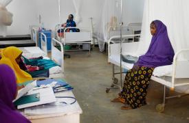 Salud sexual y reproductiva Somalia