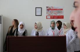 Hospital de Gaziantep, Turquía © Juan Carlos Tomasi/MSF