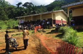 Conflicto en Camerún