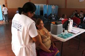 Salud sexual y reproductiva en El Salvador