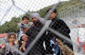 Waleed salió de Irak acompañado de su esposa embarazada y de sus dos hijos, en febrero de 2016, un año y medio después de que el Estado Islámico se hiciera con el control de su ciudad, Mosul. / Mohammad Ghannam/MSF