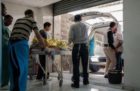 Heridos en Taiz Yemen